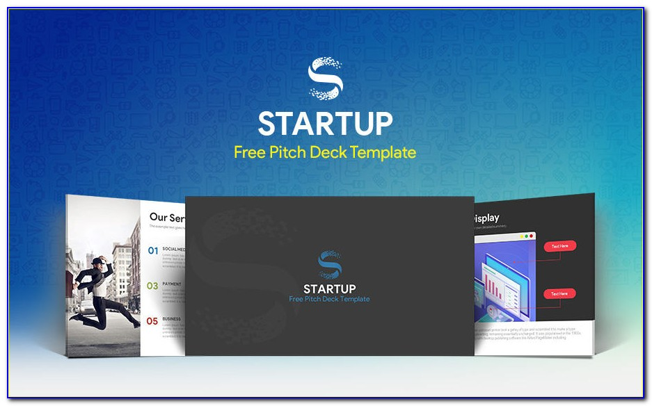 Tartup X – Perfect Pitch Deck Powerpoint Template Download Free