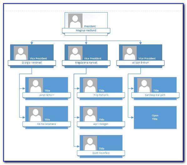 Visio 2016 Org Chart Template Download