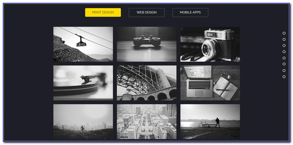 Adobe Muse Responsive Templates Free