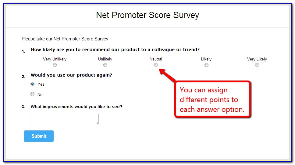 Employee Net Promoter Score Survey Questions