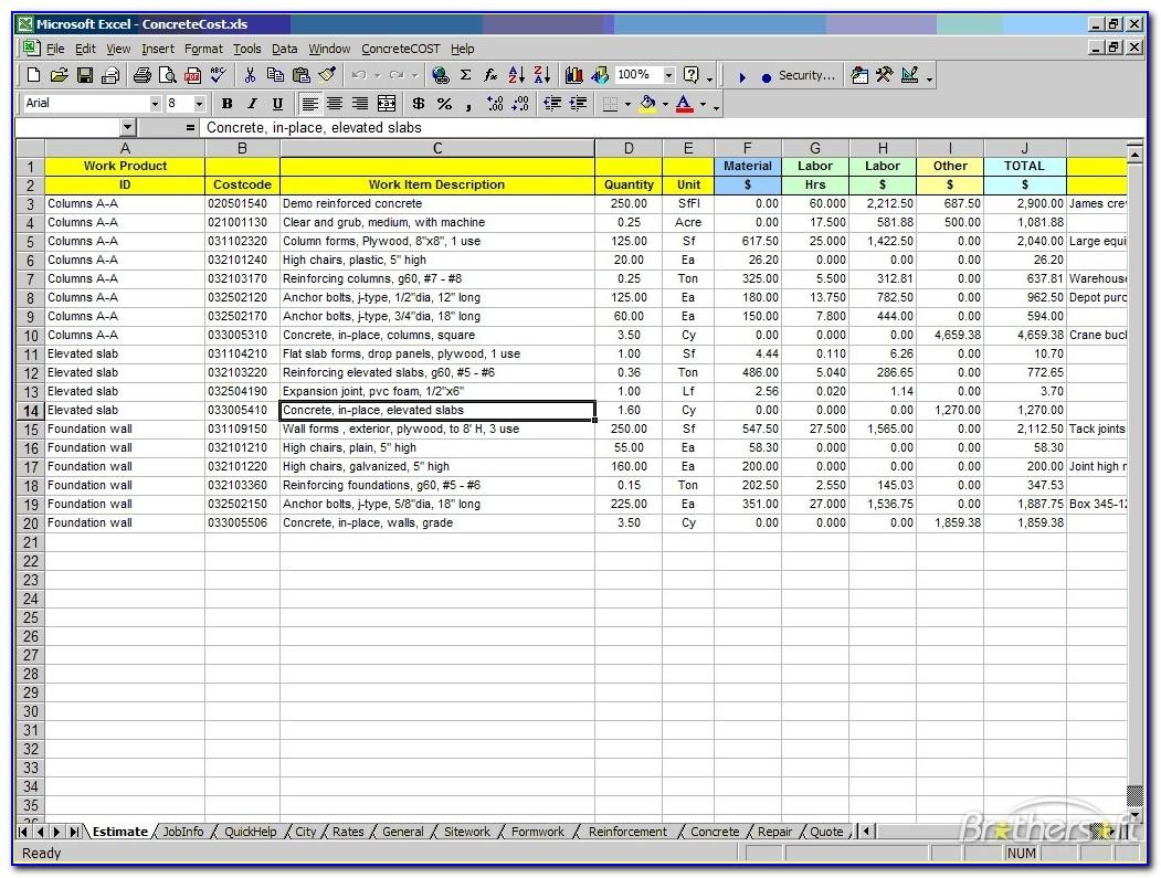Free Ms Excel Project Management Template