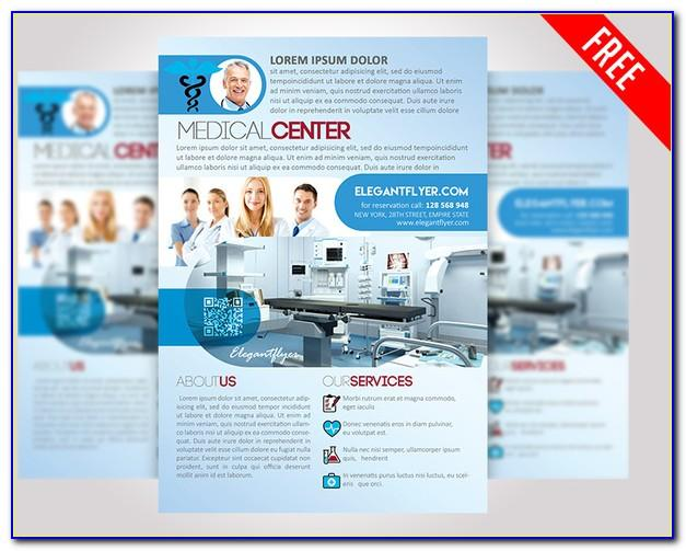 Medical Poster Template Free