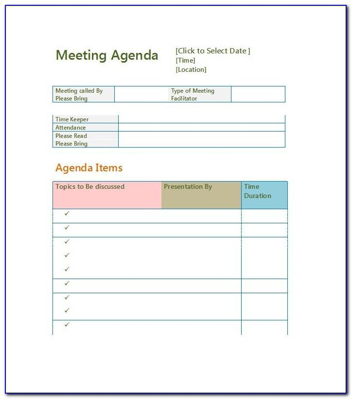 Meeting Event Rfp Template