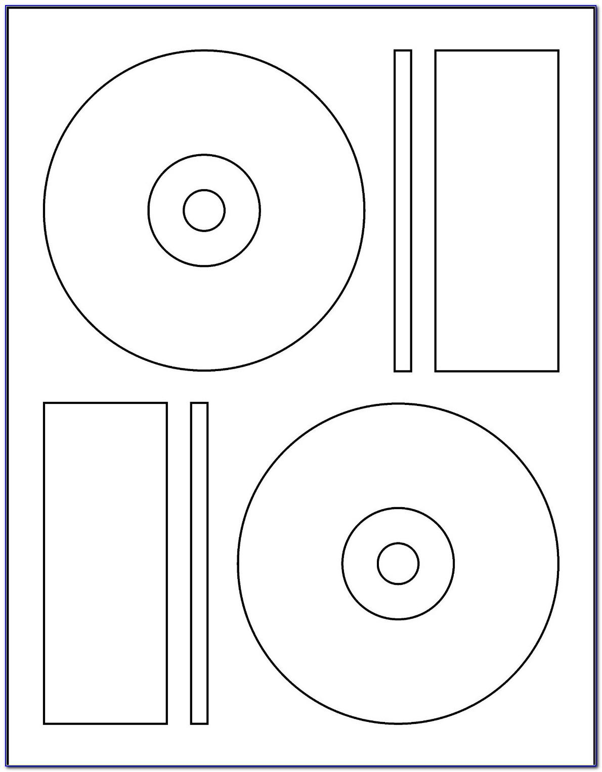 Memorex Dvd Label Template Free Download