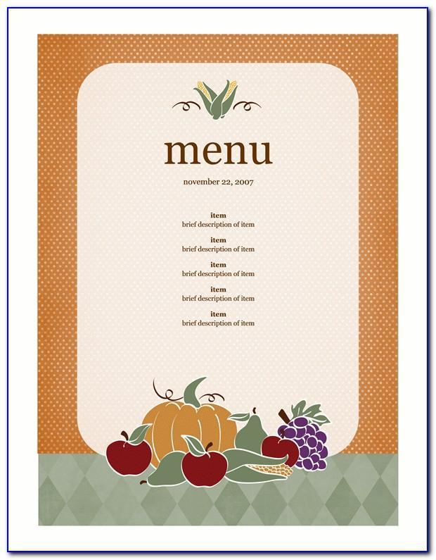 Menu Board Design Templates Psd