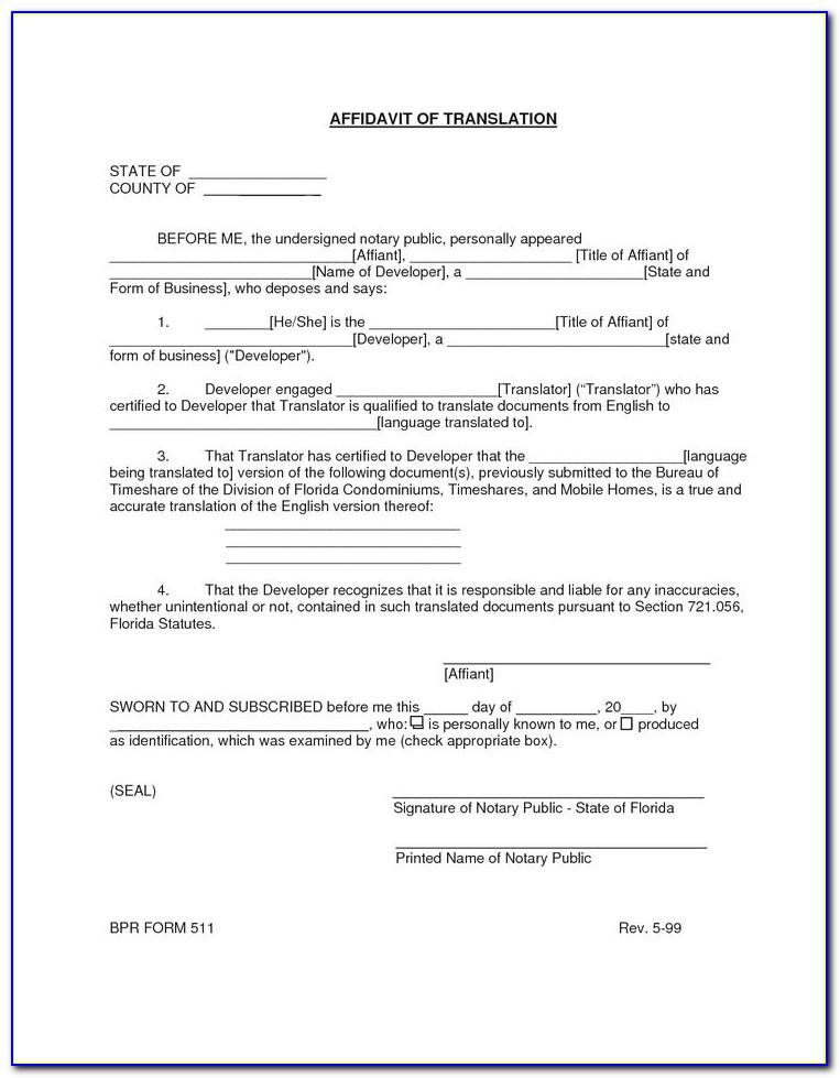 Mexican Birth Certificate Translation Template Pdf