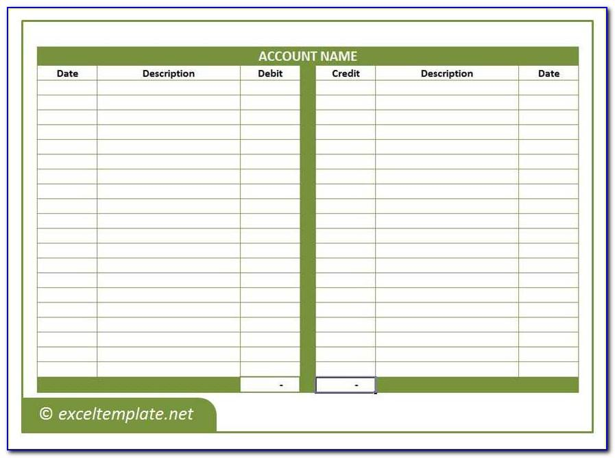Microsoft Excel Accounts Receivable Templates