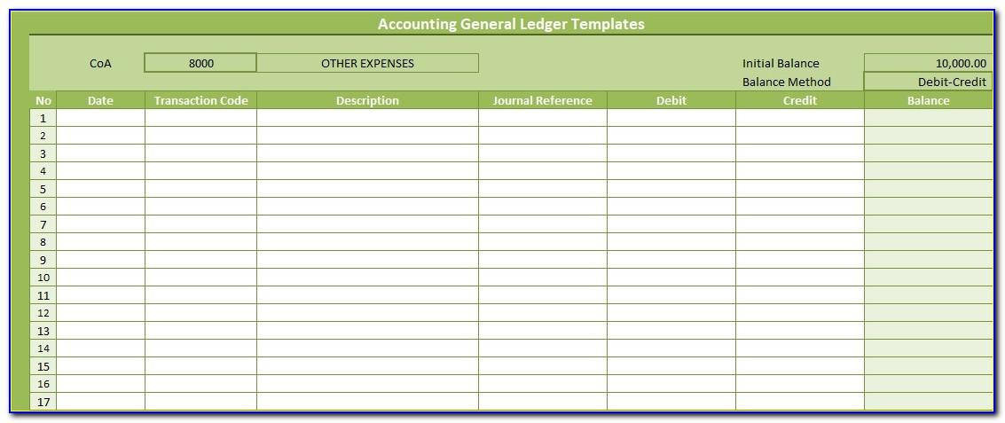 Microsoft Excel Business Valuation Template