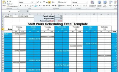 Microsoft Excel Inventory Template Free Download