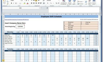 Microsoft Excel Inventory Templates Free