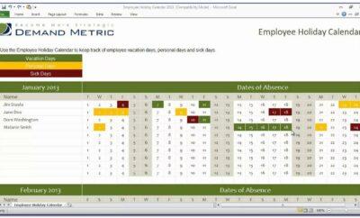 Microsoft Excel Job Estimate Template