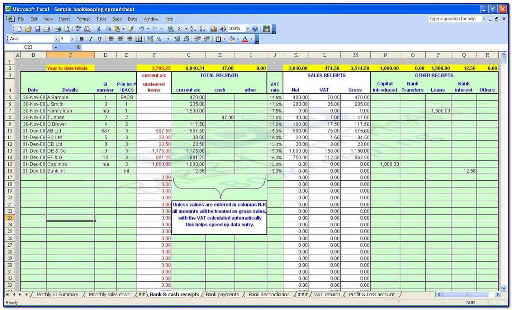 Microsoft Excel Progress Report Template