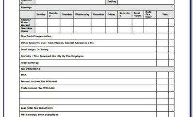 Microsoft Excel Project Budget Template