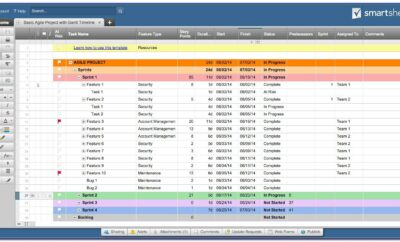 Microsoft Excel Project Management Tracking Templates