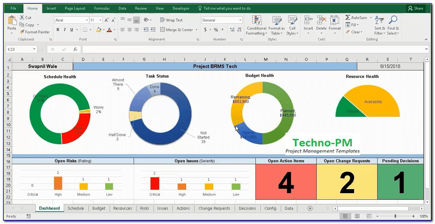 Microsoft Excel Sheet Example