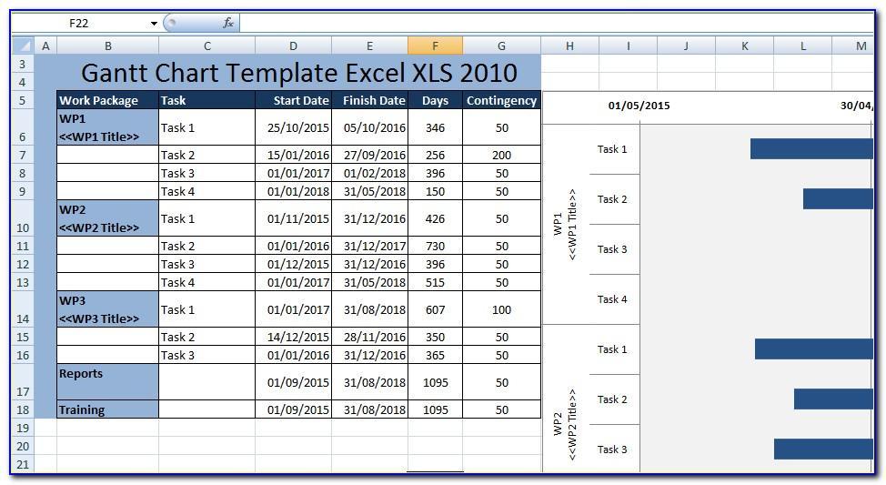 Microsoft Project Agile Template
