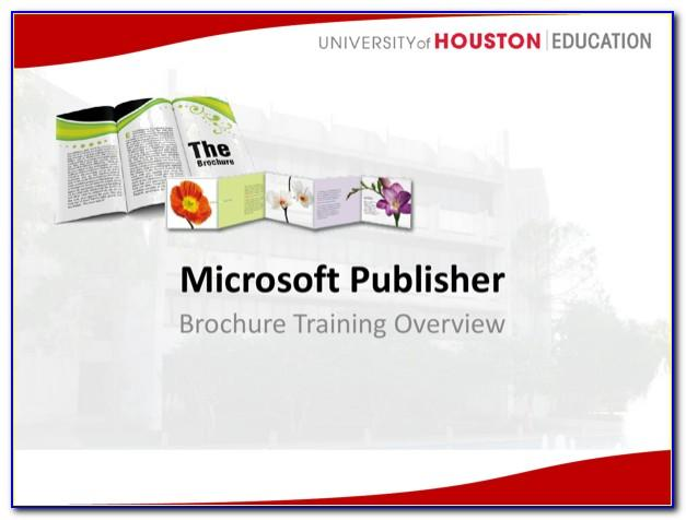 Microsoft Publisher Book Templates Free