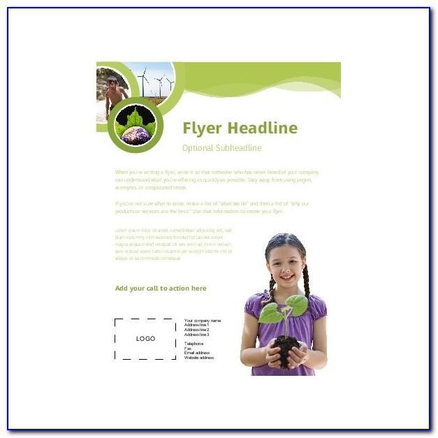 Microsoft Publisher Brochures Templates