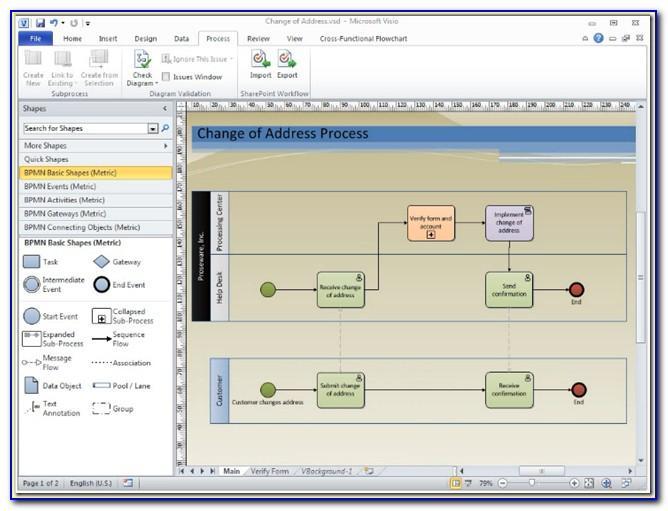 Microsoft Visio 2010 Templates Free Download