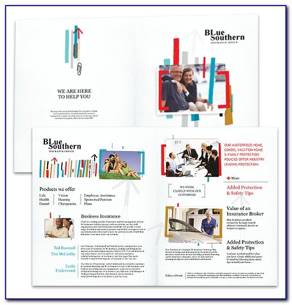 Microsoft Word 2007 Brochure Template Download