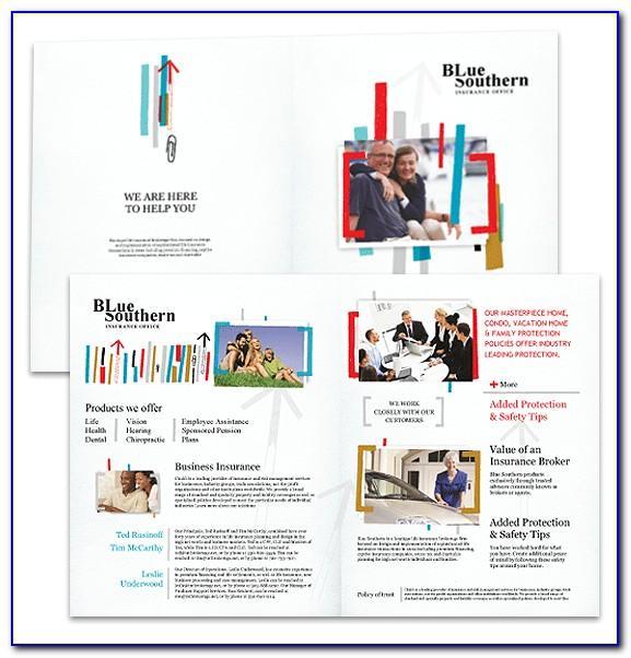 Microsoft Word 2007 Brochure Template Download