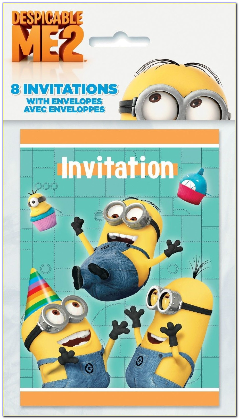 Minion Party Invitations Templates Free