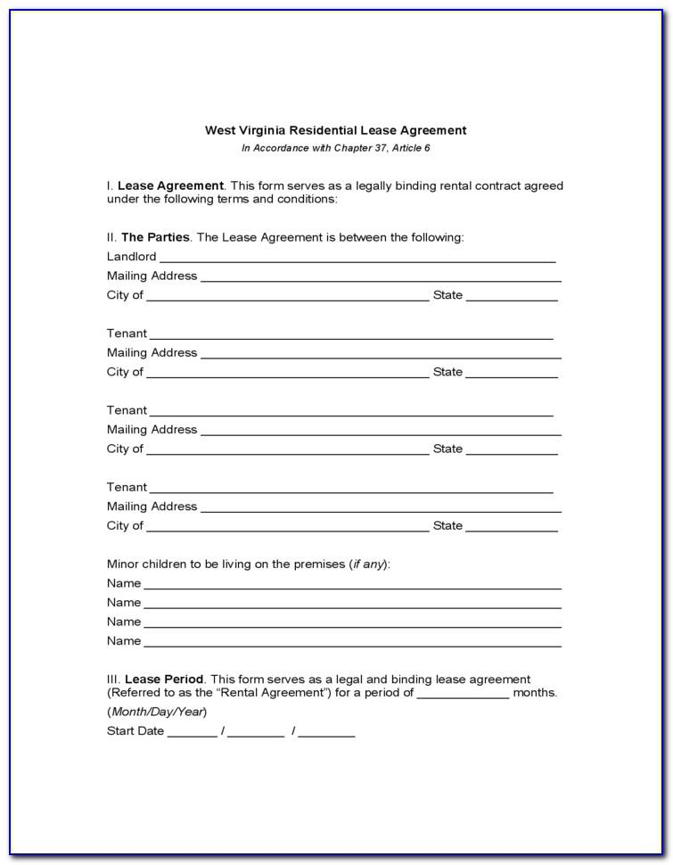 Month To Month Lease Agreement New York
