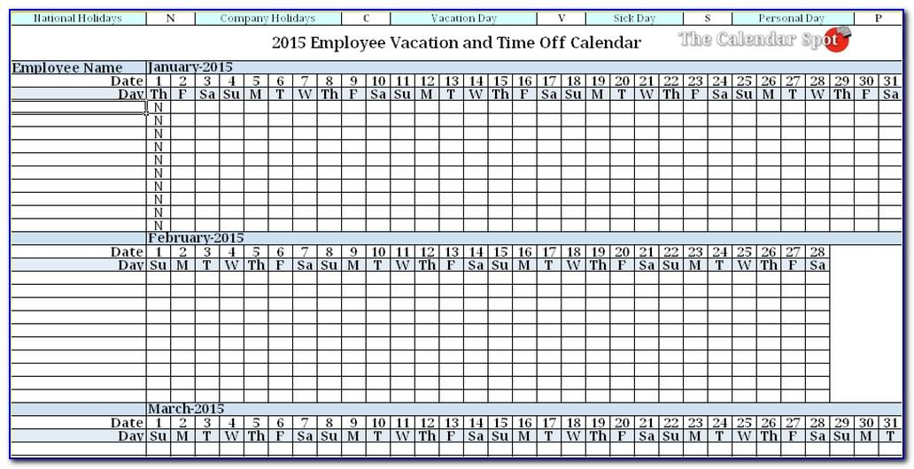 Monthly Safety Training Schedule Template
