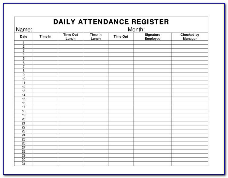 Monthly Shift Work Schedule Template