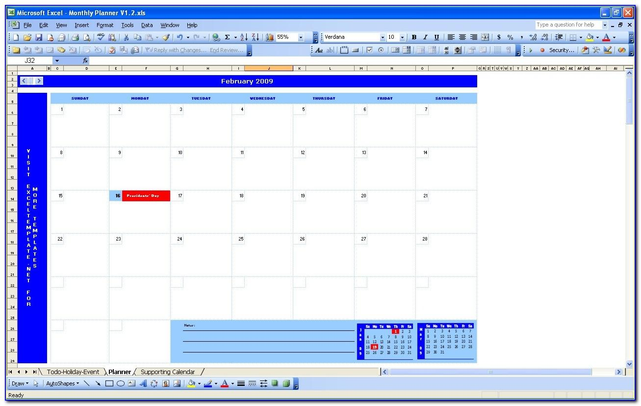 Monthly Work Schedule Template Google Docs