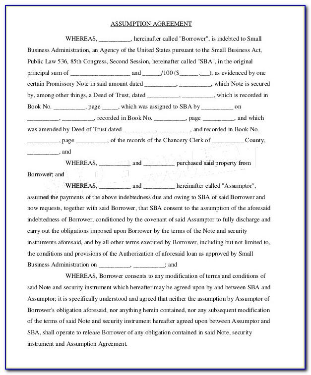 Mortgage Application Letter Template