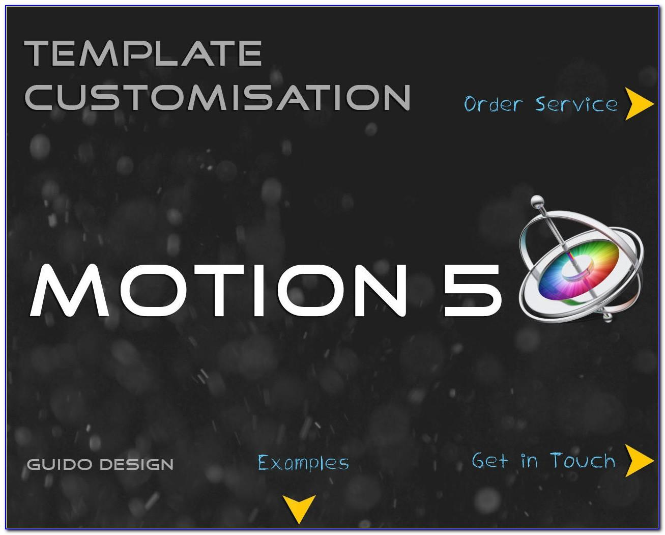 Motion 5 Templates Free Download For Mac