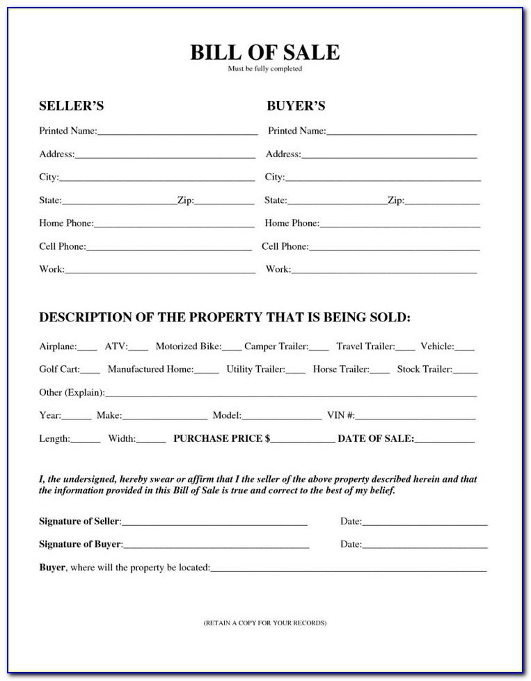 Motorcycle Club Application Form Template