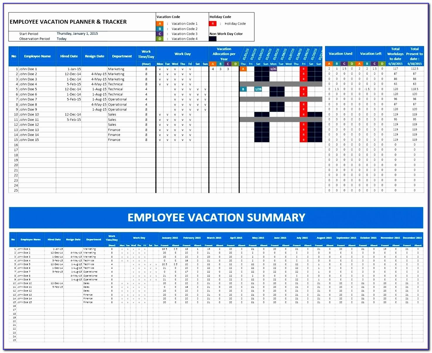 Ms Excel Org Chart Template