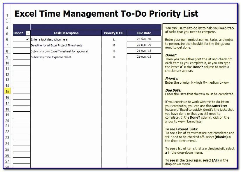 Ms Excel Work Schedule Template
