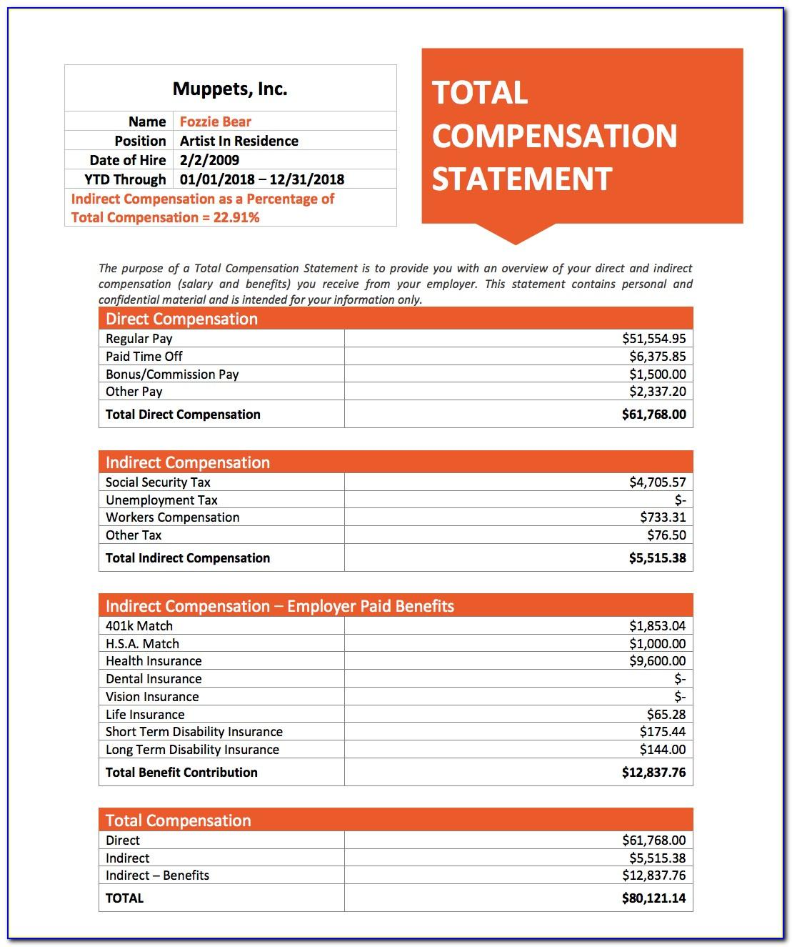 Ms Word Contractor Invoice Template