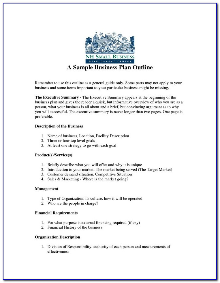 New Business Costing Template