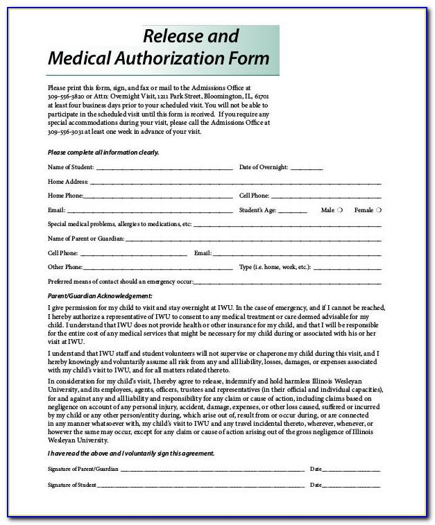 New Employee Medical Questionnaire Template Uk