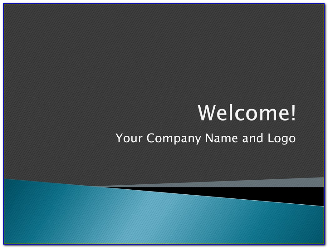New Employee Orientation Ppt Template