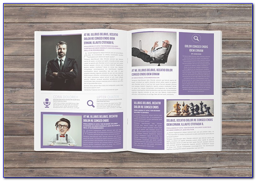Newsletter Templates Indesign Free Download