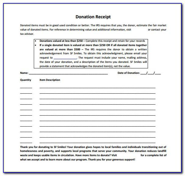 Non Profit Donation Solicitation Letter Sample