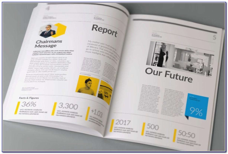 Nonprofit Annual Report Example