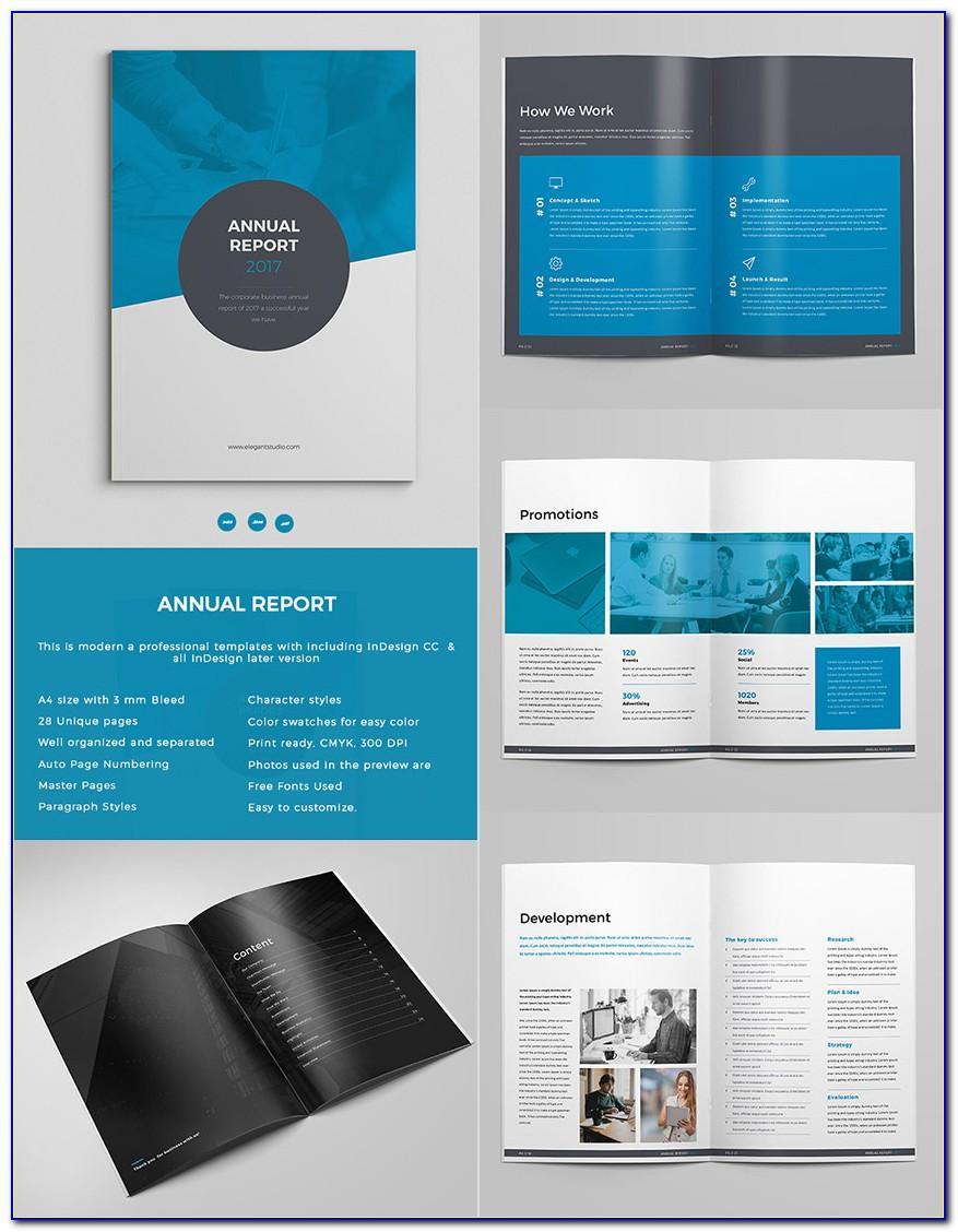 Nonprofit Annual Report Sample
