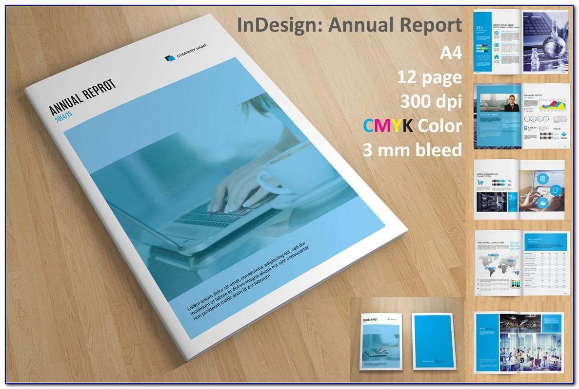 Nonprofit Annual Report Template Free Download
