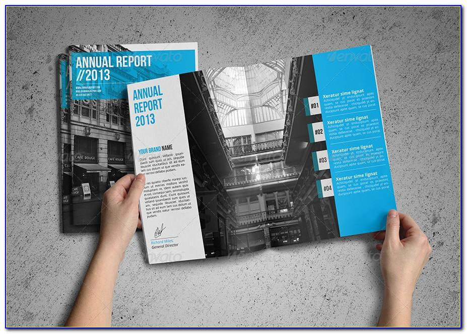 Nonprofit Annual Report Template Word