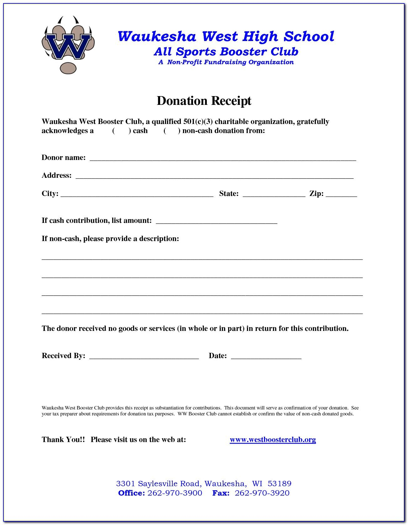 Nonprofit Fundraising Letter Example
