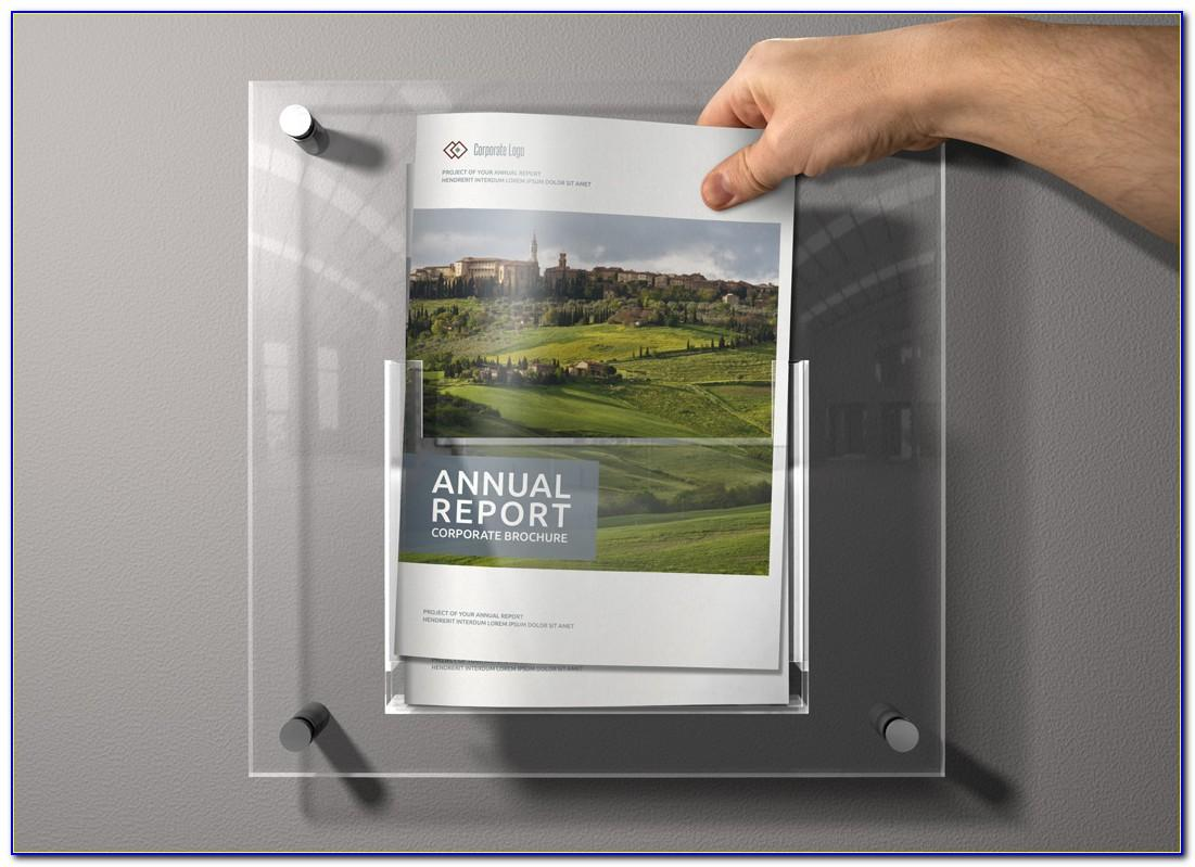 Small Nonprofit Annual Report Examples