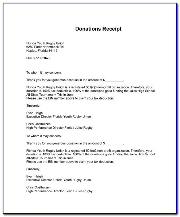 Certificate Of Donation Templates