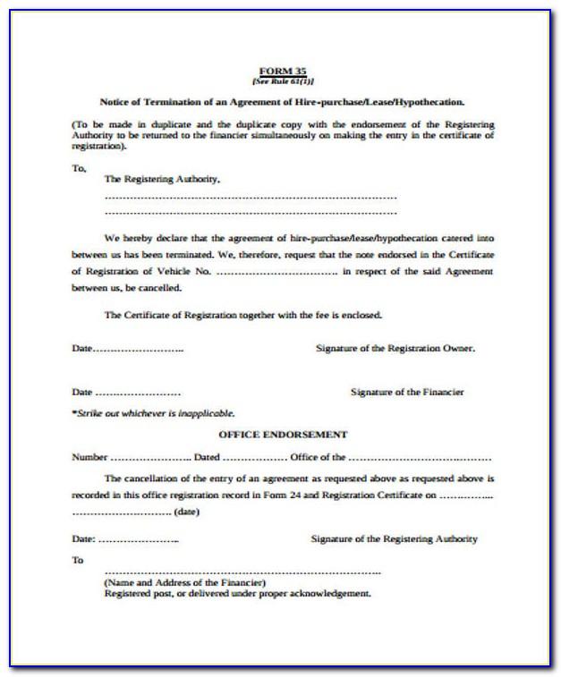 Commercial Lease Agreement Template Word South Africa