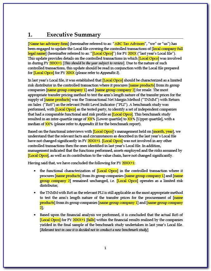Free Contract Manufacturing Agreement Template